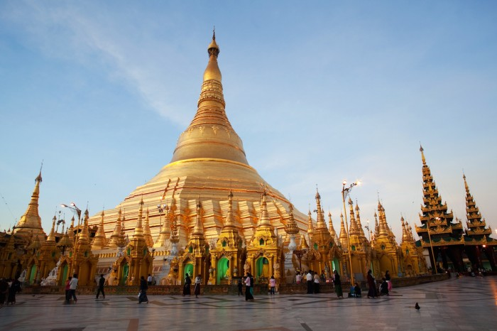 Shwedagon Pagoda - What to do in Yangon