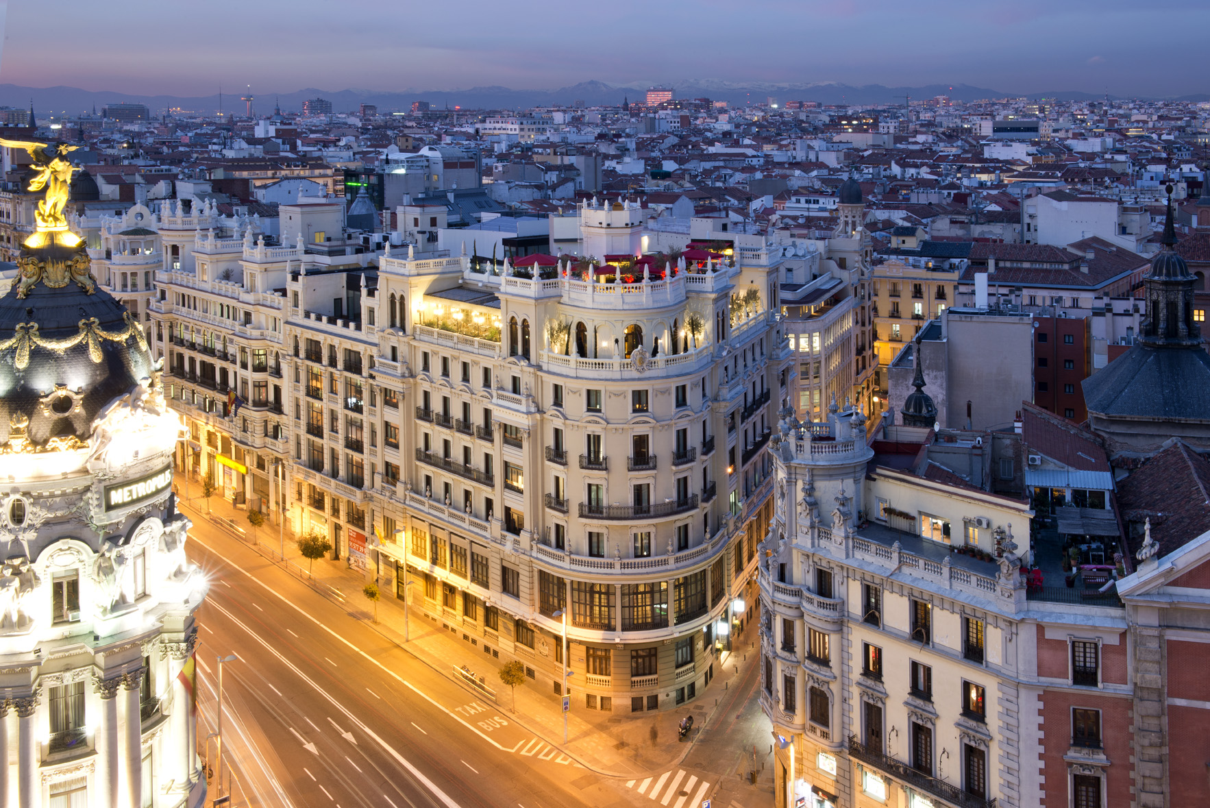 The Principal Madrid Design hotel opens