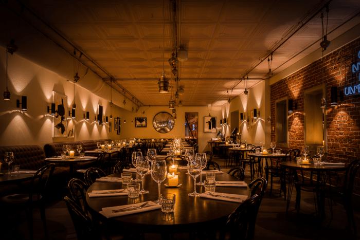 Bo Cinq Restaurant Amsterdam