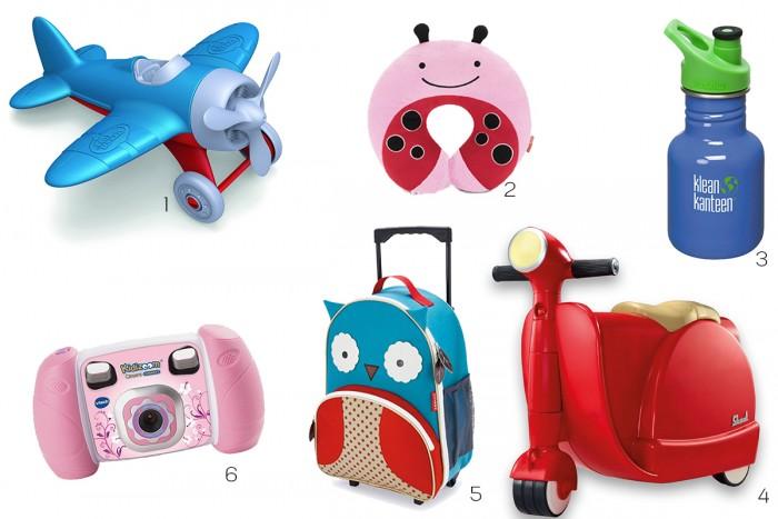 Cute Kids Travel Gear
