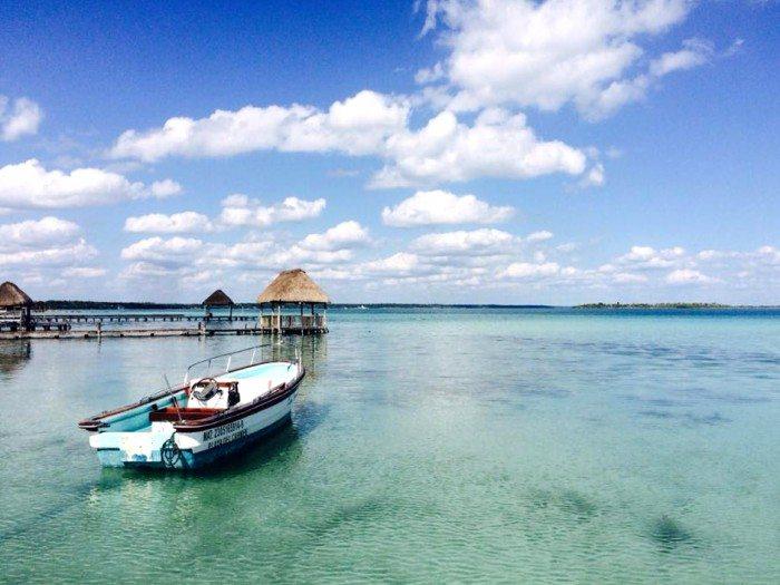 Laguna Bacalar Mexico - Cancun Side Trip