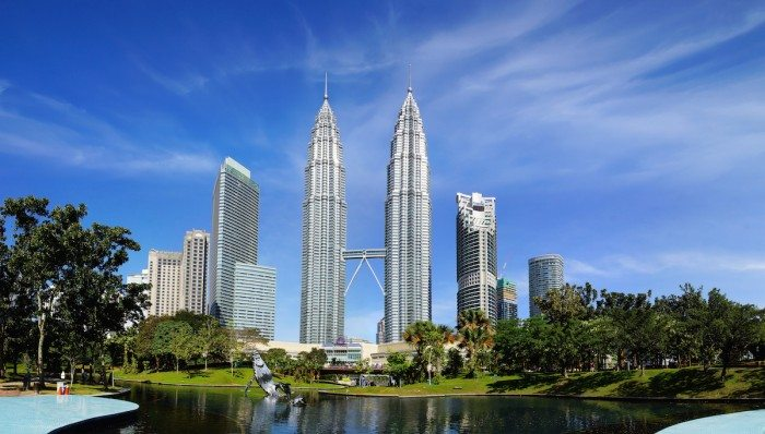 Petronas Twin Towers at Kuala Lumpur, Malaysia. - Best things to do in Kuala Lumpur