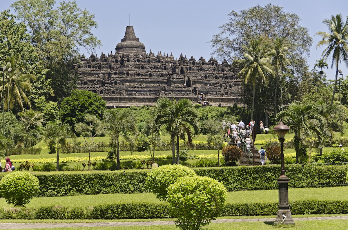 Borobodur - Things to do in Yogyakarta, Indonesia