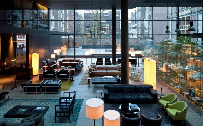 Conservatorium Hotel - Best Design Hotels in Amsterdam