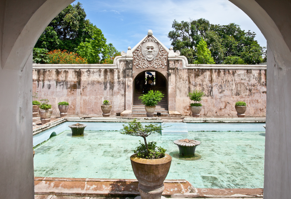 Taman Sari Water Palace - Things to do in Yogyakarta, Indonesia