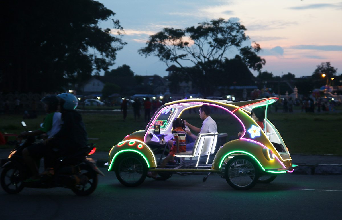 Alun Alun - Things to do in Yogyakarta, Indonesia