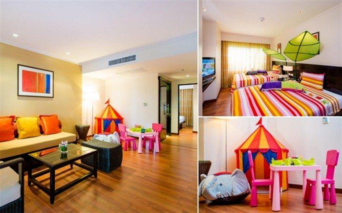 Swissotel Resort Phuket Asia's Most Family Friendly Resorts