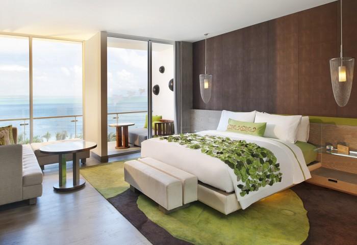 W Retreat and Spa Bali Ocean Facing Room