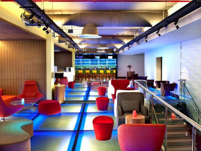 Aloft Bangkok Sukhumvit - Top Bangkok design hotels