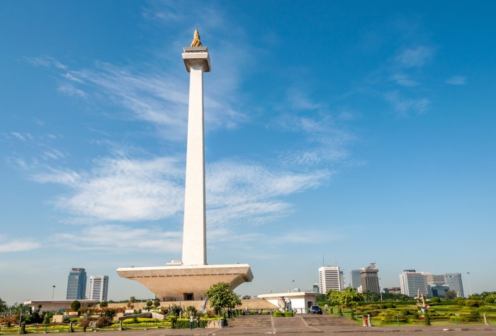 Jakarta Indonesia Southeast Asia's top big cities