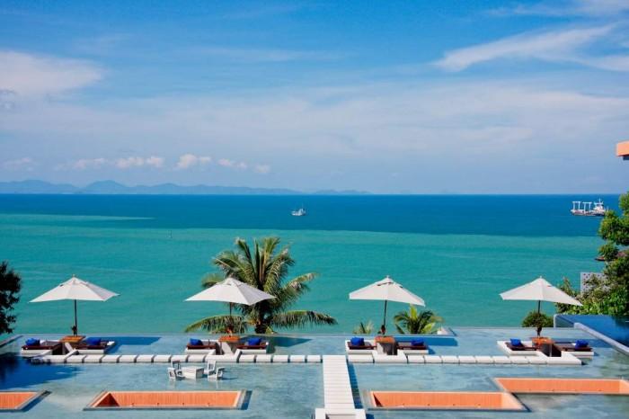 Sri Panwa Pool at Baba Poolclub Phuket