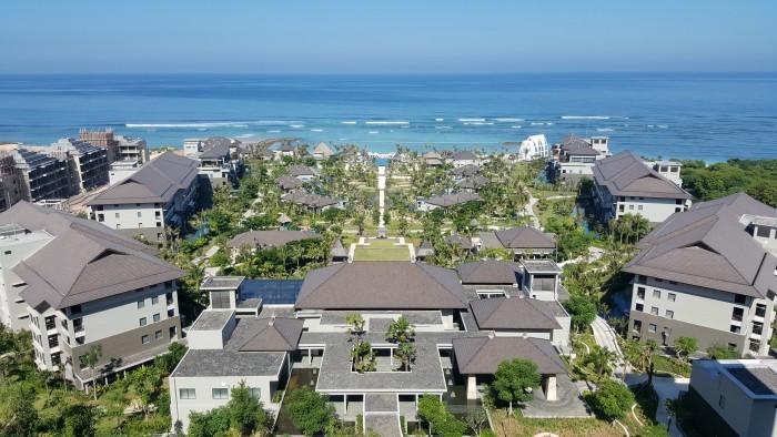 The Ritz-Carlton Bali- Lobby View