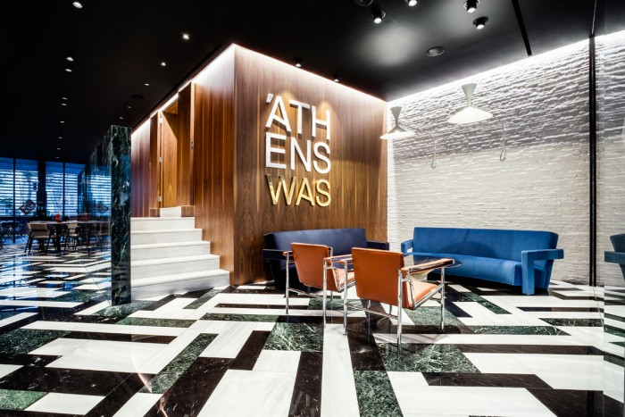Athens Was New Design Hotel