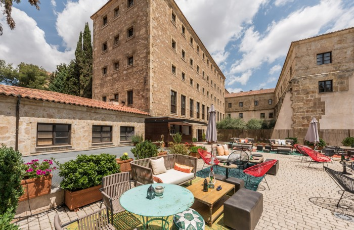 Hospes Palacio de San Esteban New Design Hotel Salamanca, Spain