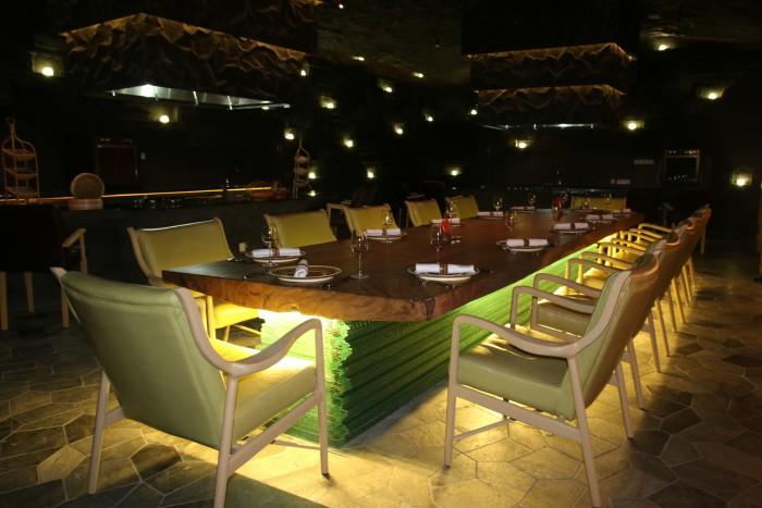 The Ritz-Carlton Bali- Bejana Restaurant