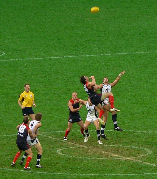 Melbourne Must Dos AFL