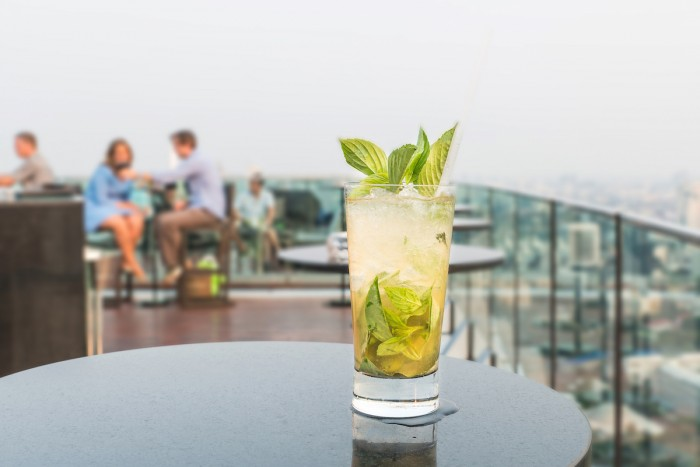 Melbourne Must Dos Rooftop Bar