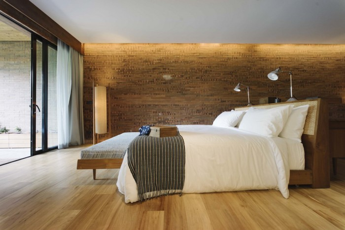 The Katamama Hotel Bali by Potato Head Bedroom