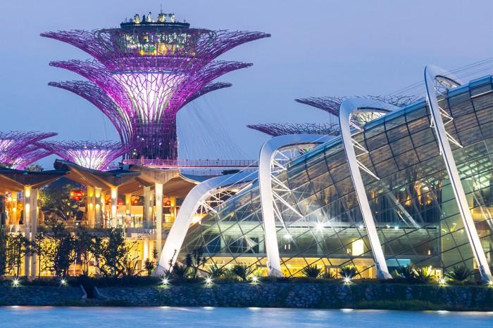 Celebrity Chef Restaurants Singapore - Pollen