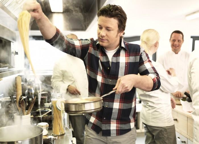 Celebrity Chef Restaurants Singapore - Jamie's Italian
