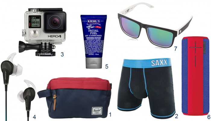 Travel enthusiast man gift giving guide