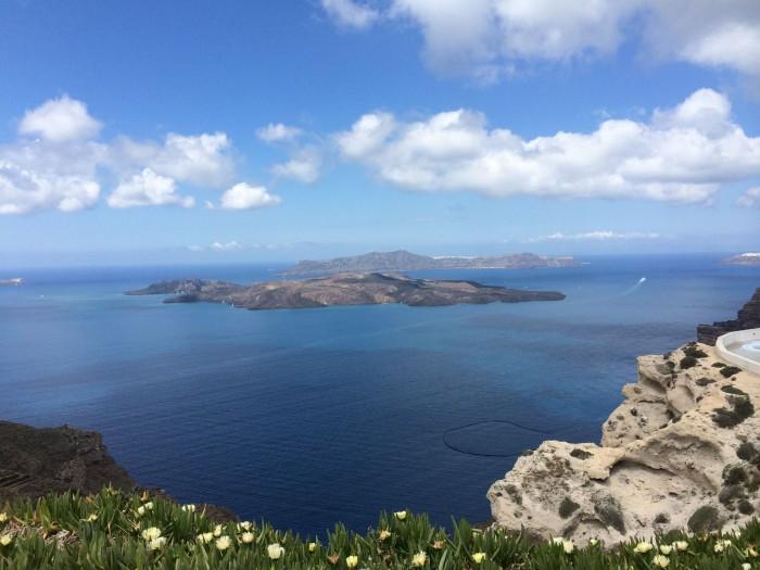 9 Reasons to Fall in Love with Santorini- Caldera Views