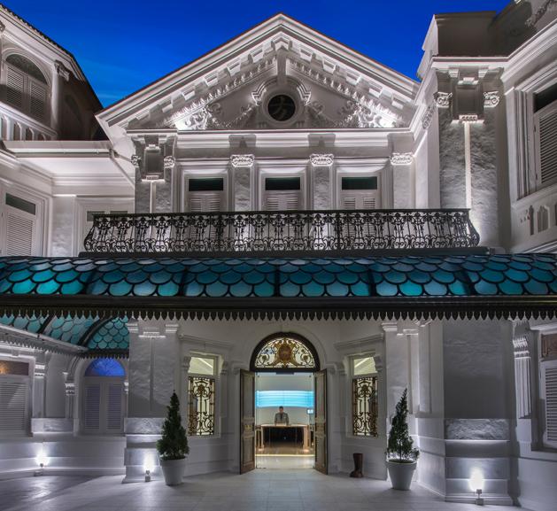 Macalister Mansion Design Hotels