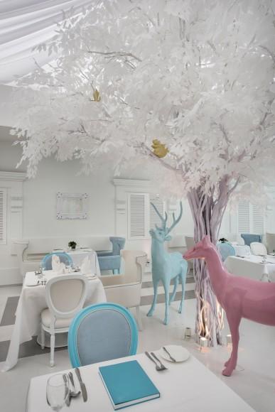 Macalister Mansion Penang Restaurant
