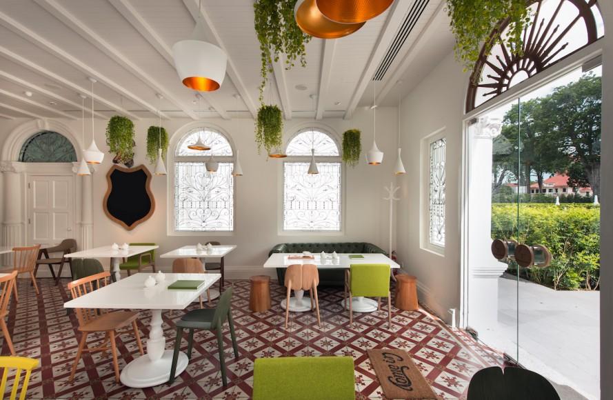 Macalister Mansion Restaurant