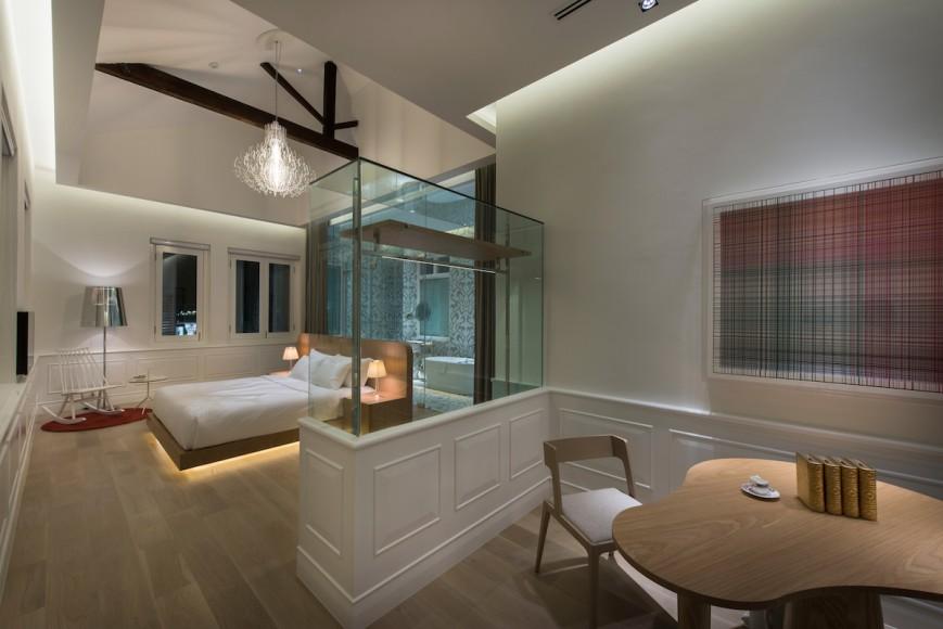 Macalister Mansion room design