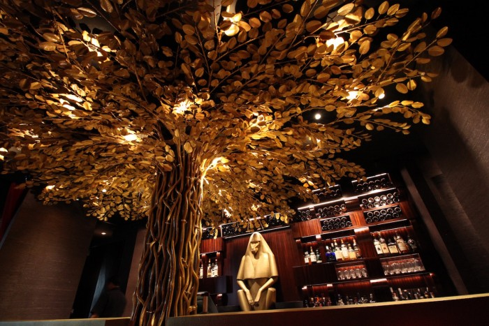 Hotel Vagabond Singapore Bar Review