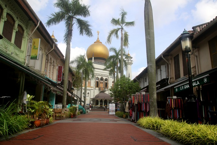 Hotel Vagabond Review Kampong Glam Singapore
