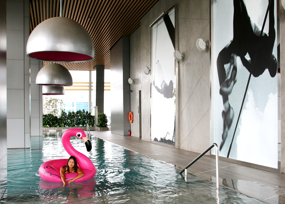 South Beach Hotel Singapore Video Review