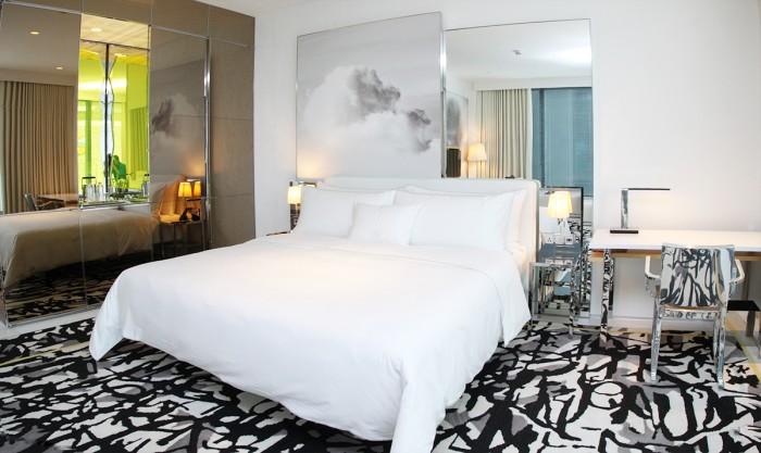 The South Beach Hotel Singapore Room