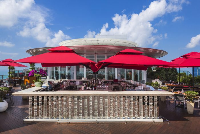 Ce La Vi - Singapore's Best Rooftop Bars