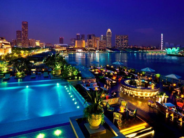 Lantern - Singapore's Best Rooftop Bars