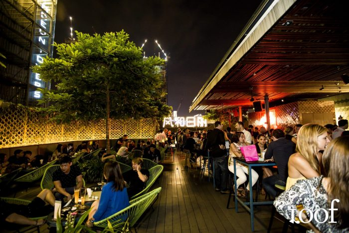 Loof - Singapore's Best Rooftop Bars