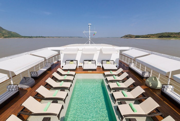 The Strand Cruise Myanmar
