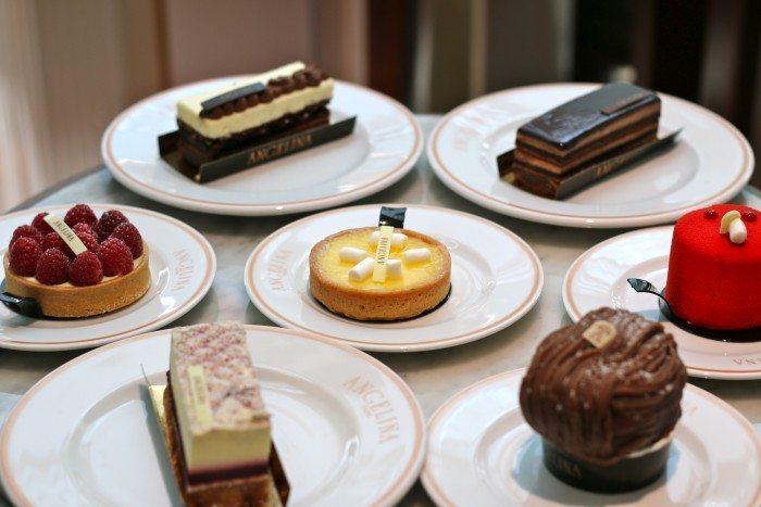 Angelina Singapore Desserts