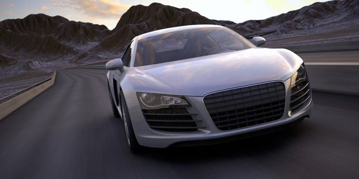 Luxurious ways to explore Dubai - Sports car rental
