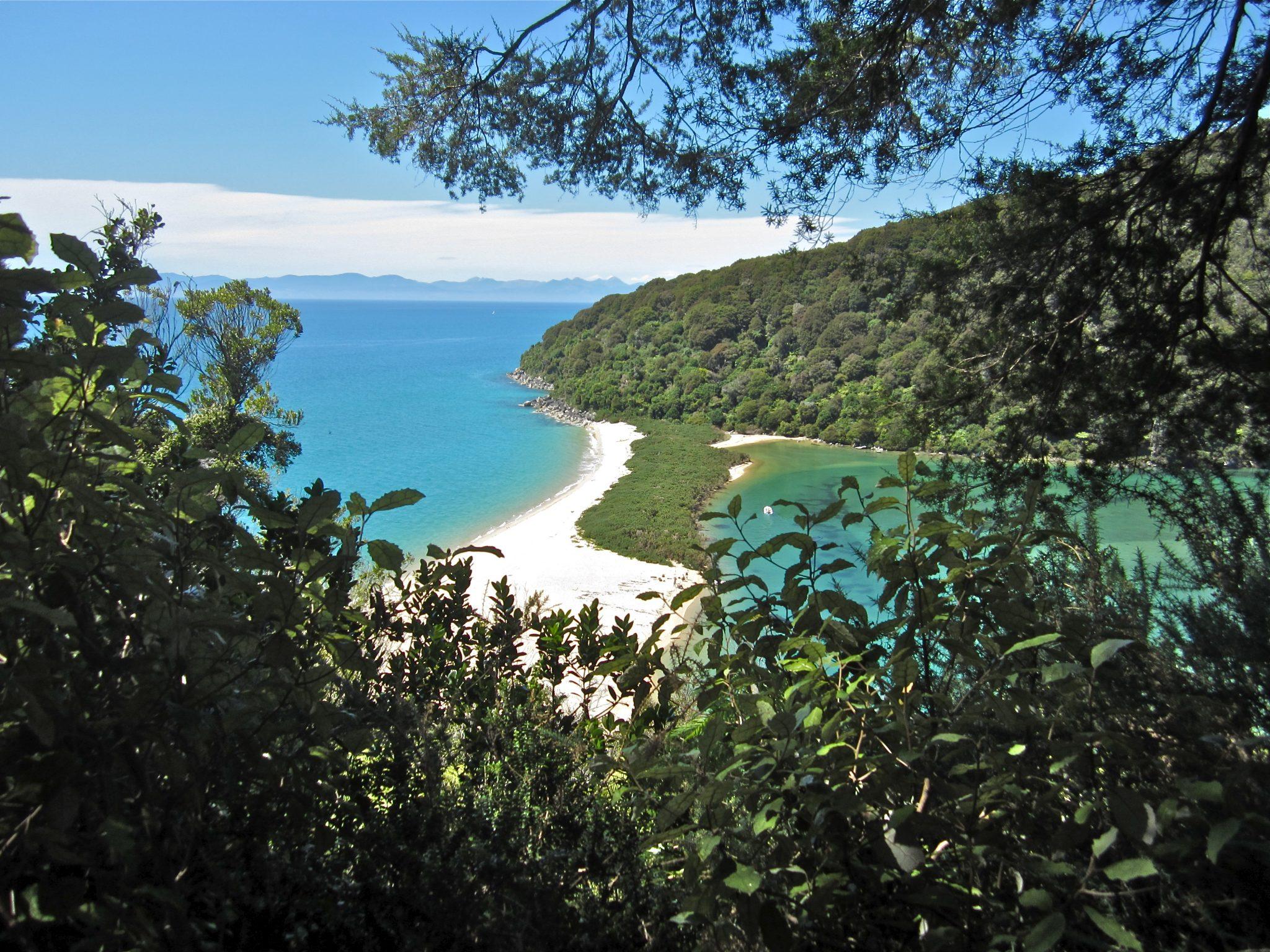 Abel Tasman-Top Reasons to Visit New Zealand