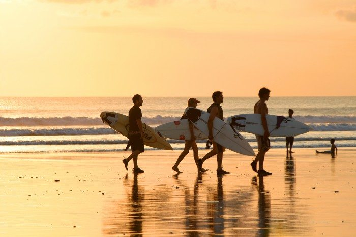 Guide to Bali's Neighbourhoods - Kuta