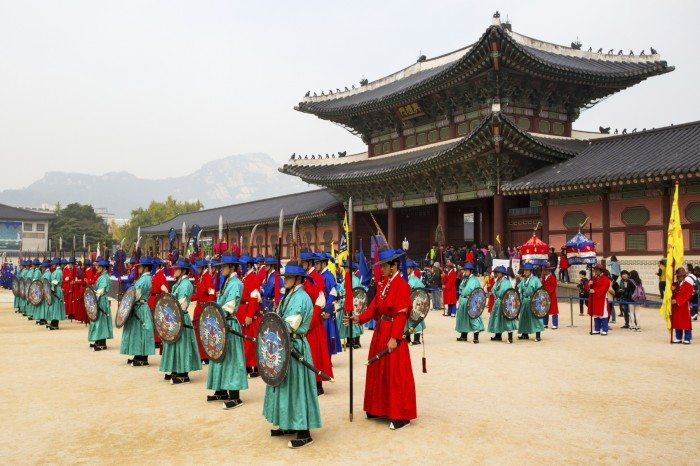 Seoul's Top Sights - Gyeongbokgung Palace