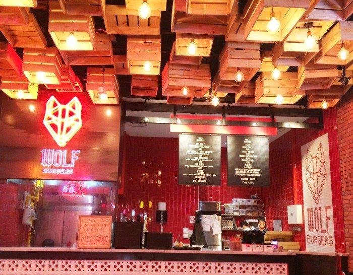 Singapore's Best Burgers - Wolf Burger at Pasar Bella Suntec