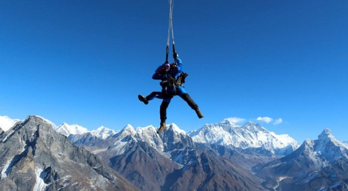 Skydive Everest Best place in the world to skydive