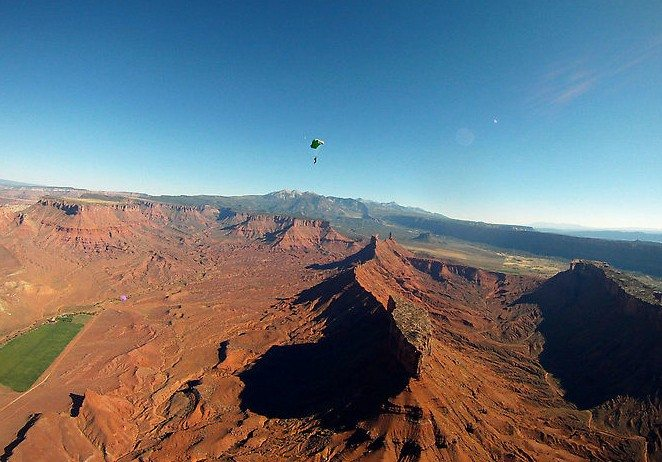 Skydive Moab - best places in the world to skydive