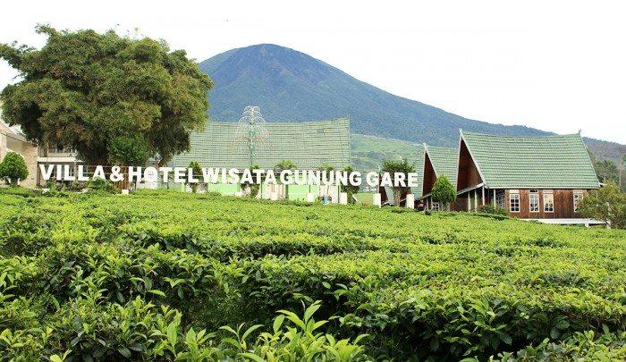 Villa Pagar Alam South Sumatra