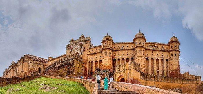 Amber Fort, Jaipur India
