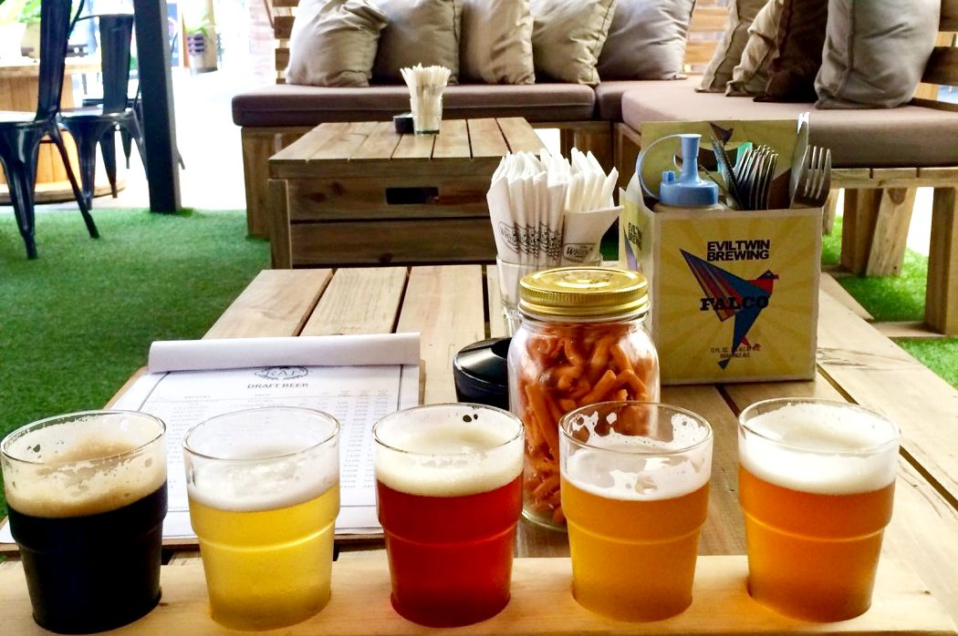 Best Craft Beer Bangkok