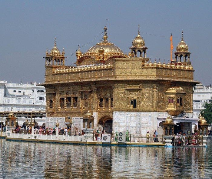 Harmandir Sahib Temple